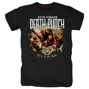 Five finger death punch #17