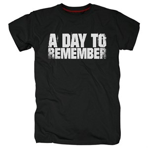 A day to remember #6