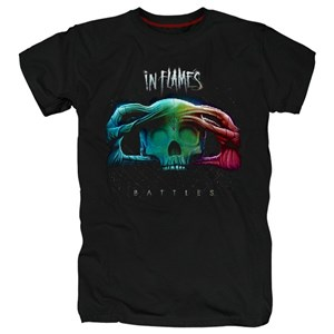 In flames #13