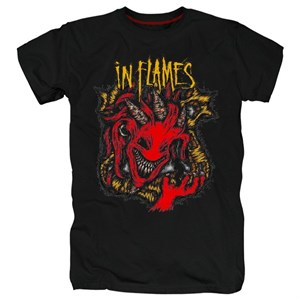 In flames #25