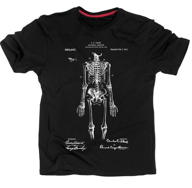 Патент Анатомическая модель скелета 1911 - фото 267155