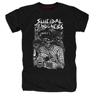 Suicidal tendencies #1