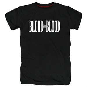 Blood for blood #1