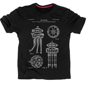 Патент Космический корабль 1983