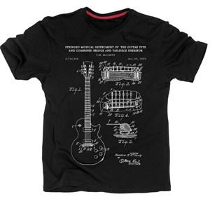 Патент Гитара Les Paul 1955
