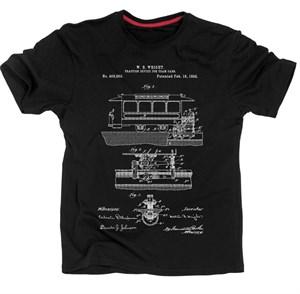 Патент Натяжное устройство для трамваев 1892