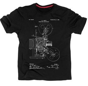 Патент Проекционный кинетоскоп 1902