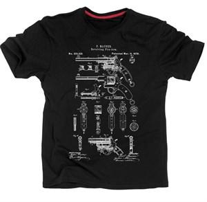 Патент Револьвер 1879