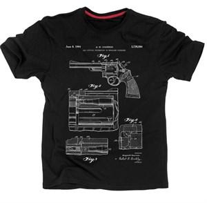 Патент Револьвер 1964