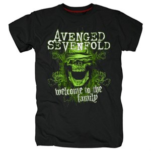 Avenged sevenfold #12 МУЖ М r_147