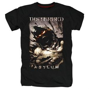 Disturbed #7 МУЖ S r_460