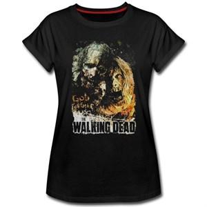 Walking dead #6 ЖЕН XL r_1676