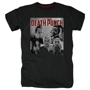 Five finger death punch #6