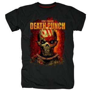 Five finger death punch #24