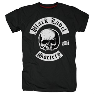 Black label society #1