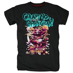 Chunk! No, captain chunk! #1